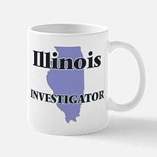 Illinois Investigator Mugs