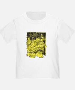 Forestry Doodle 1 T-Shirt