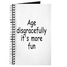 Disgracefully 2 Journal