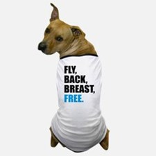 Cute Swimming Dog T-Shirt