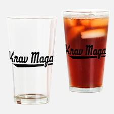 Krav Maga Drinking Glass