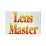 Squidoo Lens Master Rectangle Magnet (10 pack)