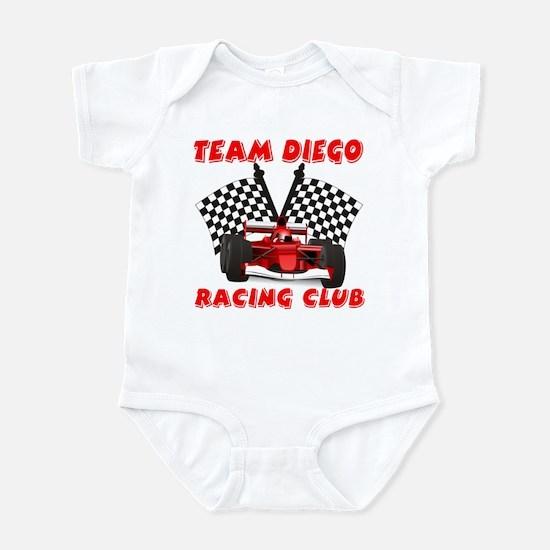 Team Diego Infant Bodysuit