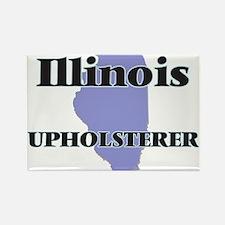 Illinois Upholsterer Magnets