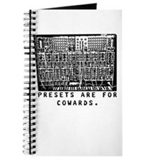 Presets Are For Cowards Synth Journal