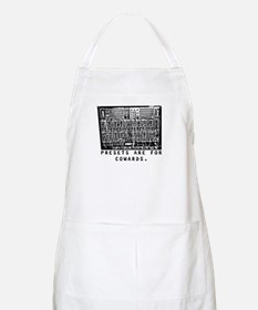Presets Are For Cowards Synth BBQ Apron