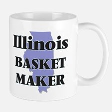 Illinois Basket Maker Mugs
