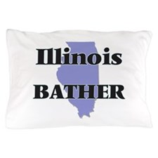 Illinois Bather Pillow Case