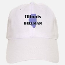 Illinois Bellman Baseball Baseball Cap