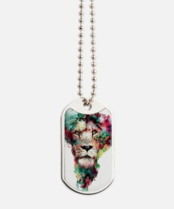 THE KING Dog Tags