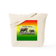 Rhino original photo - Tote Bag
