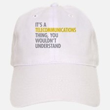 Telecommunications Thing Baseball Baseball Cap
