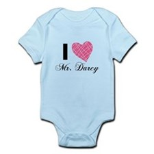 Cute Mr pink Infant Bodysuit
