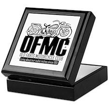 Old Farts Motorcycle Club Keepsake Box