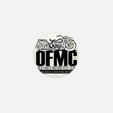 Old Farts Motorcycle Club Mini Button