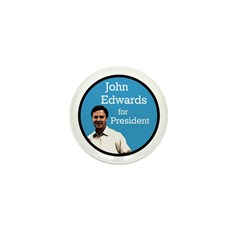 100 Pin John Edwards Activist Pack