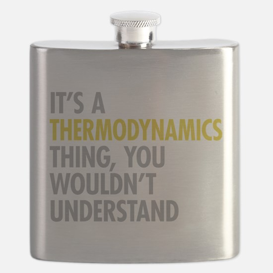 Thermodynamics Thing Flask