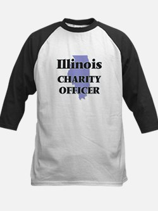 Illinois Charity Officer Baseball Jersey