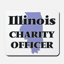 Illinois Charity Officer Mousepad