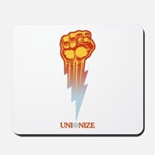 Unionize - Lightning Fist Mousepad