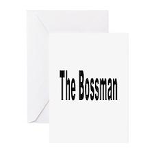 Cute Boss Greeting Cards (Pk of 10)