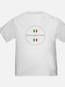 I'm Italian and I'm the Prince!