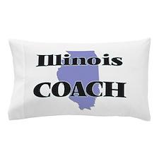 Illinois Coach Pillow Case
