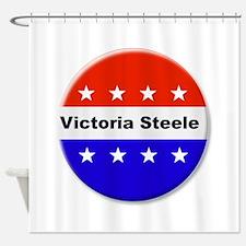 Vote Victoria Steele Shower Curtain