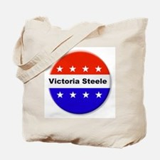 Vote Victoria Steele Tote Bag
