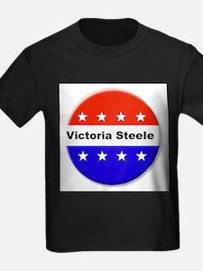Vote Victoria Steele T-Shirt