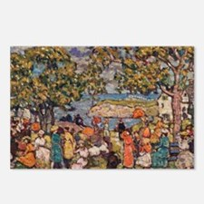Picnic by Prendergast Postcards (Package of 8)