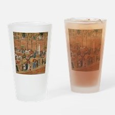 Pincian Hill, Rome by Prendergast Drinking Glass
