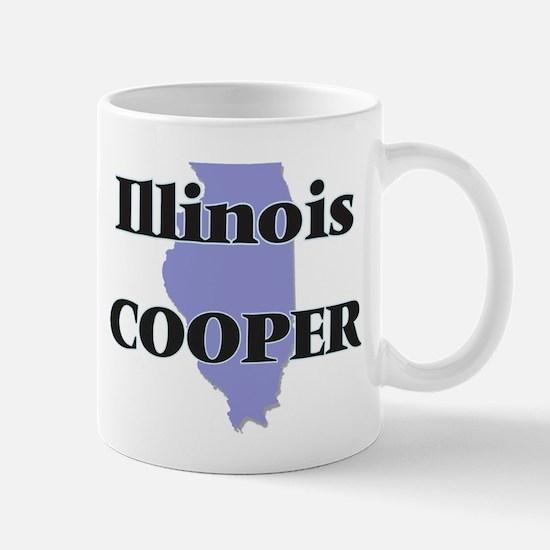 Illinois Cooper Mugs
