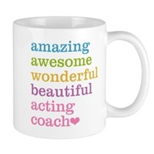 Amazing Acting Coach Mugs