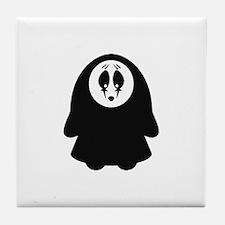 Scary Nun Tile Coaster