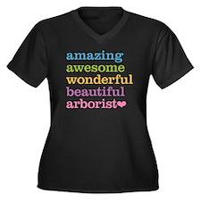 Amazing Arborist Plus Size T-Shirt