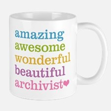 Amazing Archivist Mugs