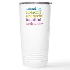 Amazing Archivist Travel Mug
