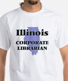 Illinois Corporate Librarian T-Shirt