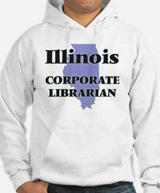Illinois Corporate Librarian Hoodie