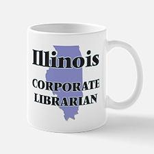 Illinois Corporate Librarian Mugs