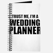 Trust Me, I'm A Wedding Planner Journal