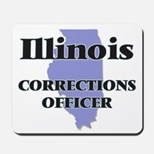Illinois Corrections Officer Mousepad