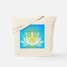 Yoga Chakra Activation Tote Bag