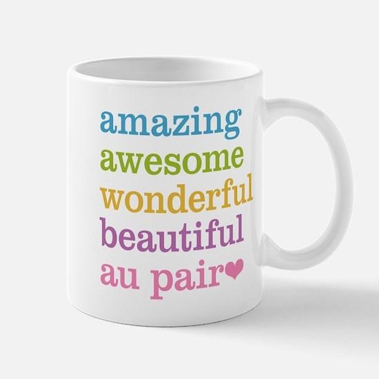 Amazing Au Pair Mugs