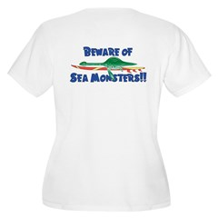 Loch Ness Surf Team T-Shirt