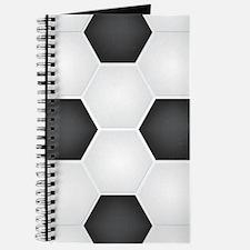 Football Ball Texture Journal