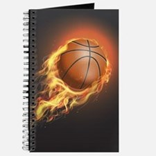 Flaming Basketball Journal