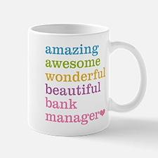 Amazing Bank Manager Mugs