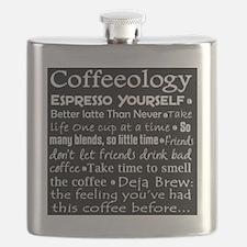 Coffeeology Flask